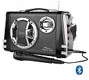 MEDIA-TECH MT3149 KARAOKE BOOMBOX BLUETOOTH 850W WITH REMOTE CONTROL