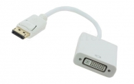 Powertech CAB-DP005 Μετατροπέας DisplayPort 20pin MALE / DVI 24+5 FEMALE