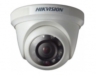 Hikvision DS-2CE56C0T-IRPF Dome Hybrid 4-1 1.0Mp 2.8mm Indoor IR20