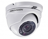 HIKVISION DS-2CE56C0T-VFIR3F Dome Hybrid 4in1 1.0Mp 2.8-12mm IR40
