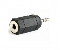 CABLEXPERT A-2.5M-3.5F AUDIO ADAPTER PLUG 2,5mm TO 3,5mm