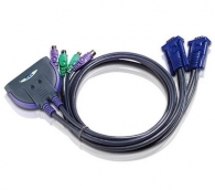 Aten CS62Z KVM Switch 2 port PS/2