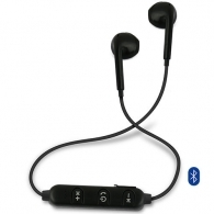 SONIC BS1B GEAR BLUETOOTH EARPHONES 4,2 BLUE SPORTS 1 BLACK