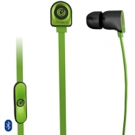 SONIC NEPLNOBGR GEAR IN-EAR HEADPHONES WITH MIC NEOPLUG NOZZ B.GREEN